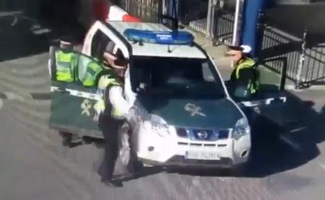 Gibraltar : Pole steals Guardia Civil car, Enters Gibraltar @investorseurope | Investors Europe, Gibraltar | Scoop.it