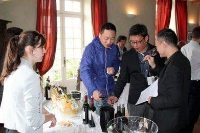 Vin : des acheteurs chinois en visite | Agriculture en Dordogne | Scoop.it
