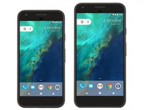 Google Pixel : vers une annualisation des smartphones - FrAndroid | Freewares | Scoop.it
