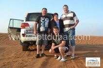 Dubai Desert Safari Family Trip | Dubai Tour | Scoop.it