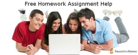 Best Homework Assignment Help From Coachoncouch | CoachOnCouch | Scoop.it