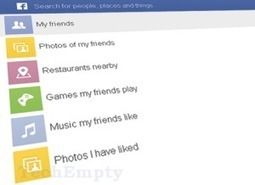 Enrich Your Business by Facebook Graph Search | TechEmpty | Scoop.it