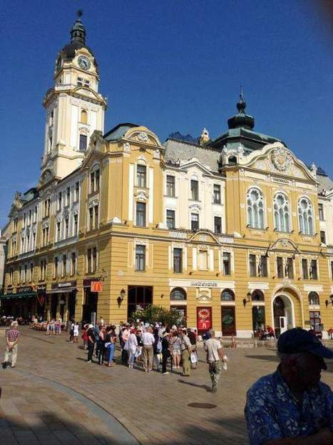 Travel: Carole & Steve Roberts and friends eat their way through Eastern Europe - Marco Island Sun Times   women travel and tour   Scoop.it