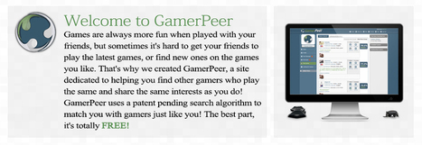 Play Games Online & Find Gamers Online to Play with | Play Online with Gamers like you - GamerPeer | Video Game Industry News | Scoop.it