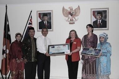 Kormilda College, NT hosted a second visit from SMA Negeri 15 Surabaya | Asia Education Foundation | Bridge School Partnerships | Scoop.it