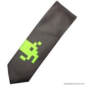 Cravate Geek - Invaders | All Geeks | Scoop.it