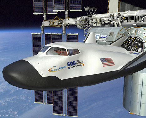 NASA Puts Out Call for Space Taxis : Discovery News | FutureChronicles | Scoop.it