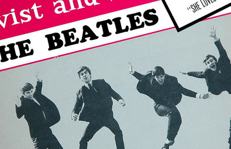 Bouncing to the Beatles Breeds Benevolent Babies   Music to work to   Scoop.it