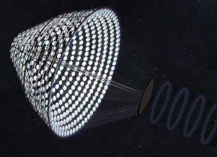 Satellite proposed to send solar power to Earth | Knowmads, Infocology of the future | Scoop.it