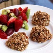 Naturally Sweet: Vegan Banana Oatmeal Breakfast Bites | My Vegan recipes | Scoop.it