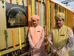 Palace On Wheels Tour Travel: Top Five Luxury Trains in India | Palace on wheels | Scoop.it