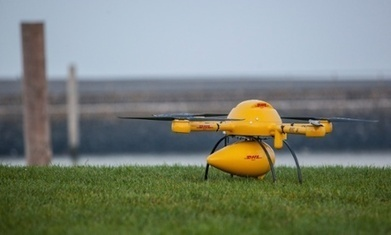 DHL launches first commercial drone 'parcelcopter' delivery service | Media | Scoop.it