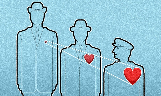 Caring too much. That's the curse of the working classes | real utopias | Scoop.it