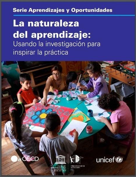 Libro: La naturaleza del aprendizaje - Usando la investigación para inspirar la práctica | Ensinar e Aprender no séc. 21 (Teaching and Learning in the 21st century) | Scoop.it