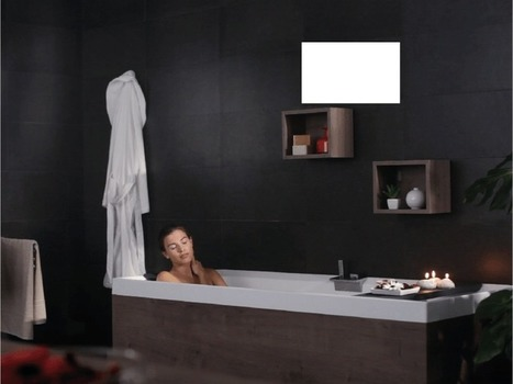 Divina ou les bienfaits de l'hydromassage à la maison…chaque jour ! | décoration & déco | Scoop.it