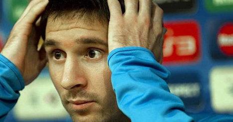 Lionel Messi, el más usado para el robo de claves y contraseñas por Internet | Ciberseguridad + Inteligencia | Scoop.it