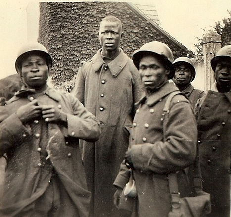 1. Portrait des Tirailleurs sénégalais (1/2)   Centenaire de la Première Guerre Mondiale   Scoop.it