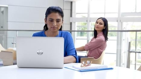 HP lance les premiers PC portables avec écran « anti-regards » | Freewares | Scoop.it