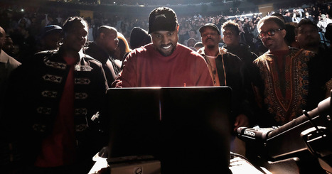 Relax, Kanye: You've Won Fashion, Music, Everything | Fashion Technology Designers & Startups | Scoop.it
