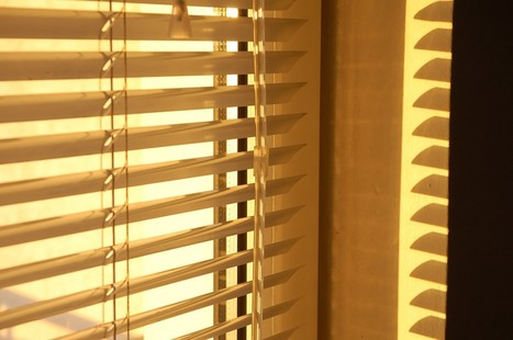 Blinds, Curtains—or Both? The Perks of Using a Blind-Curtain Combo | Allure Window Treatments | Scoop.it