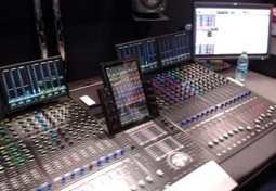 AES 2013 New Gear Highlights : SonicScoop – Creative, Technical & Business Connections For NYC's Music & Sound Community | Mixer Consoles | Scoop.it