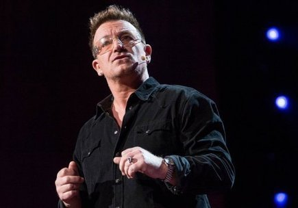 Eradicating extreme poverty doesn't have to be a dream | Bono at TED 2013 |Social Media and Technology | Teaching | Scoop.it