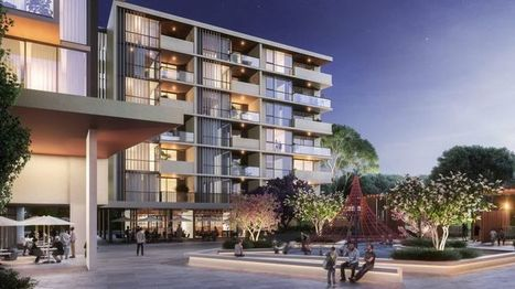 Epping to get new apartment towers near train station | Lorraine's  Changing Places (Nations) | Scoop.it