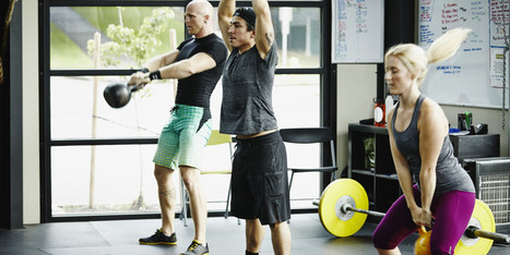 The Most Popular Workouts Of 2013 - Huffington Post | Reboot Yourself | Scoop.it