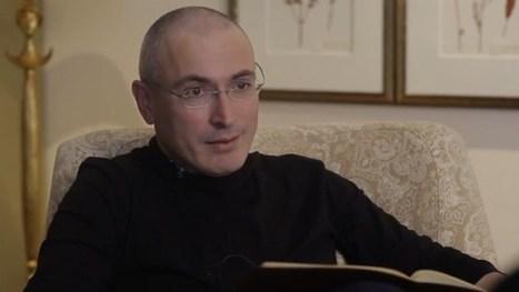 "Khodorkovsky: ""Non tornerò a fare politica"" | Romy Beat - Writer&Screenwriter | Scoop.it"