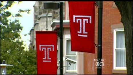 Temple University Has New Plans For Its Library - CBS Local   Danslibrary   Scoop.it