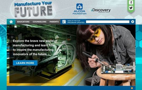 Industry, Educators Urge Kids to 'Manufacture Your Future' - US News | Manufacturing In the USA Today | Scoop.it