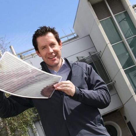"Australian Scientists Develop Printable A3-Sized Solar Cells | L'impresa ""mobile"" 