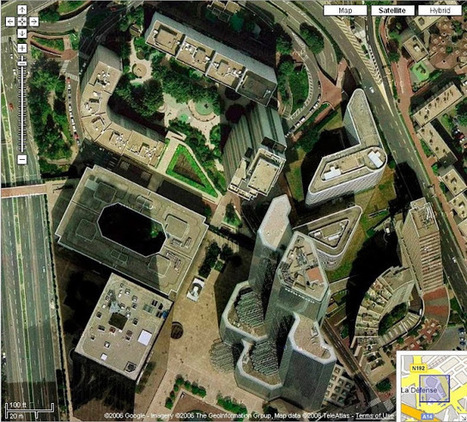 New Google Maps – Change the Way you see the World | Online Technical Support | Scoop.it