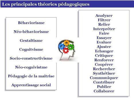 les théories pédagogiques et mécanismes d'apprentissage | NEUROPEDAGOGIE | Scoop.it