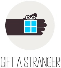 Gift a Stranger | Arts Marketing | Scoop.it