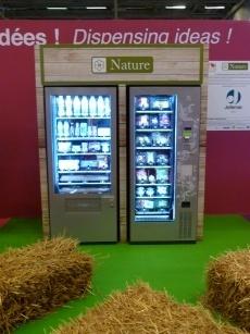 Vending Paris 2012 : la distribution automatique toujours plus innovante | Social Mercor | Scoop.it
