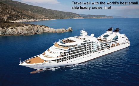 Seabourn Cruises, Seabourn Cruise Packages, Seabourn cruise Book from India | stictravels | Scoop.it