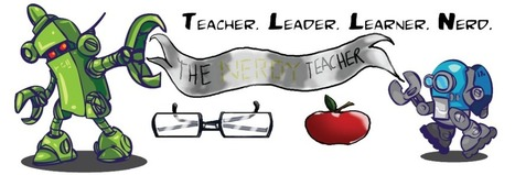 The Nerdy Teacher: The #EduBroAwards v2.0 | Daring Ed Tech | Scoop.it