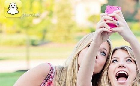 Snapchat: 77% des étudiants américains utilisent l'application tous les jours   #Médias numériques, #Knowledge Management, #Veille, #Pédagogie, #Informal learning, #Design informationnel,# Prospective métiers   Scoop.it