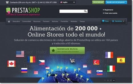 Construir una tienda online utilizando sencillas herramientas de comercio electrónico | Profesionales virtuales | Scoop.it