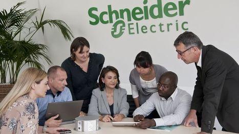 Schneider Electric propose plus de 500 cours à ses salariés français | Innovation en pédagogie | Scoop.it