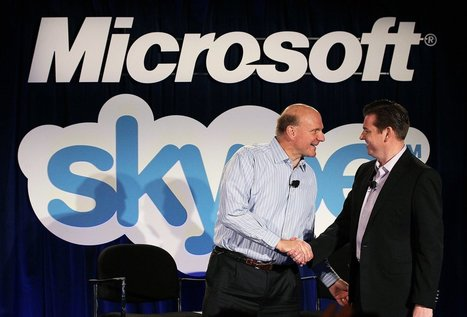 Skype's evolution at Microsoft could hint at plans for LinkedIn | Business Video Directory | Scoop.it