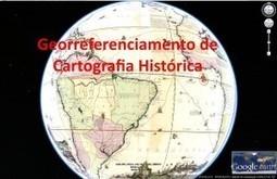 Mapeamento de cartografia histórica | Nuevas Geografías | Scoop.it