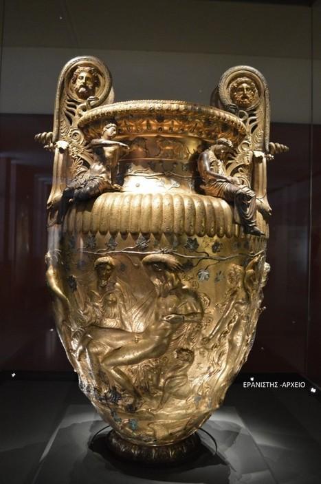 Ο κρατήρας του Δερβενίου - Ερανιστής | Ιστορία Αρχαία, Βυζαντινή και Νεότερη | Scoop.it
