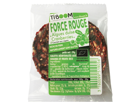 TIBOOM - La gamme aux algues   Algues en Bretagne   Scoop.it