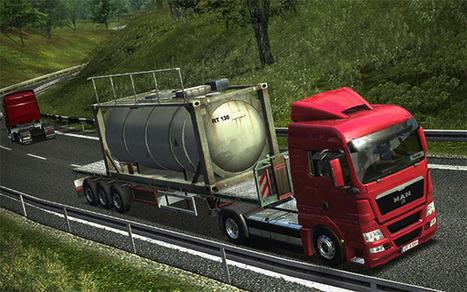 German Truck Simulator Tek Link İndir | Film İndir Gari - Ücretsiz Film İndir | Euro Truck Simulator Otogarlı Otobüs Yaması | Scoop.it