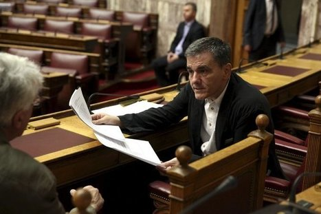 Alexis Tsipras and His Syriza Party Clash as Greece Faces Another Deadline | Politically Incorrect | Scoop.it