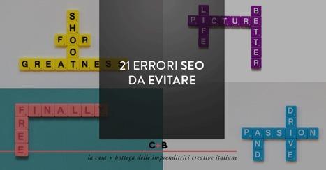 Gli errori SEO più comuni   NOTIZIE DAL MONDO DELLA TRADUZIONE   Scoop.it