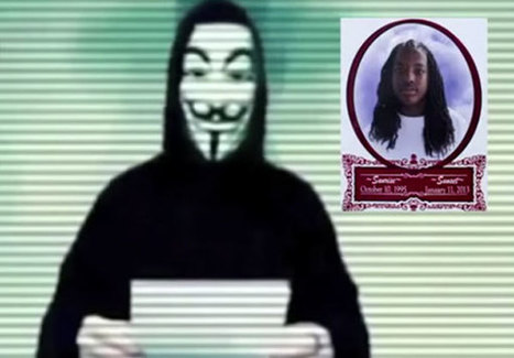 Anonymous exposes Kendrick Johnson death conspiracy | Anonymous Canada #Op Video | Scoop.it