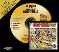 Rock/Blues Review: Big Brother & The Holding Company – Cheap Thrills (24kt Gold) | Janis Joplin | Scoop.it
